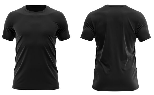 Muscle Black t-shirt