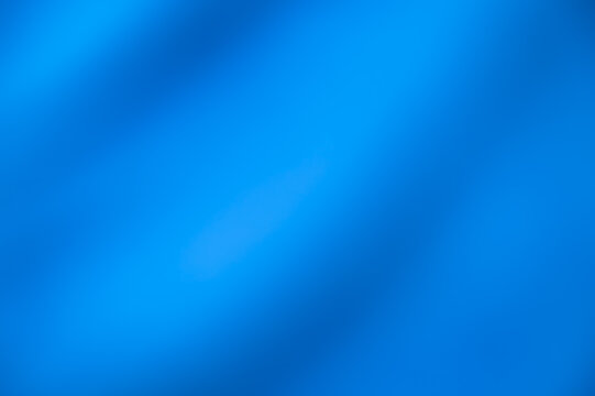 Abstract blur fabric blue texture background