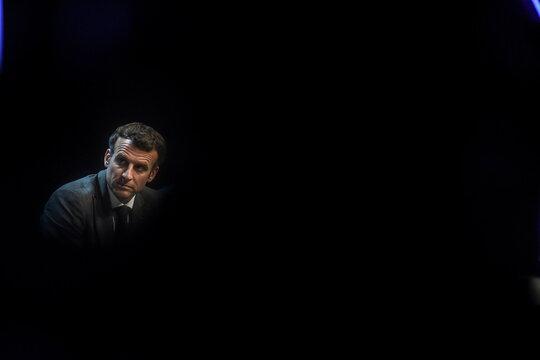"France's tech show ""Viva Tech\"