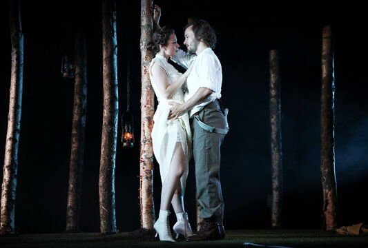 The Shaftesbury Theatre prepares to reopen with the premiere of 'Lady Chatterley's Lover'