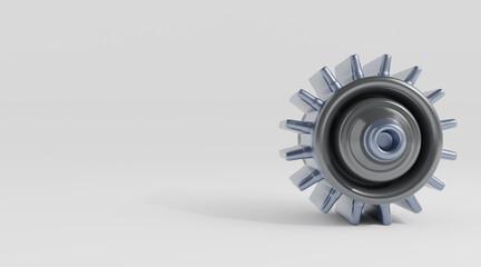 Obraz Gears - fototapety do salonu