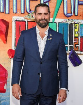 Brian Sims on stage for Playbill Hosts Live Concert GLIMMER OF LIGHT to Celebrate LGBTQ Pride Month