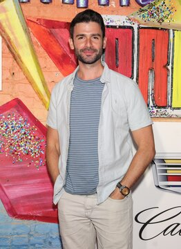 Adam Kantor on stage for Playbill Hosts Live Concert GLIMMER OF LIGHT to Celebrate LGBTQ Pride Month