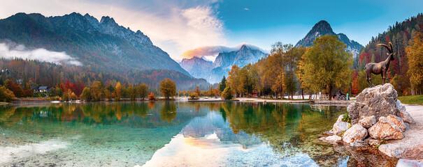 Jasna-meer, Slovenië