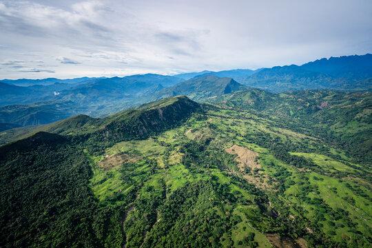 Municipio de El Zulia en Norte de Santander_Colombia zona de cultivos de arroz Municipality of El Zulia in Norte de Santander_Colombia rice cultivation area