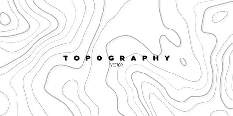 Abstract background wiyh topography relief