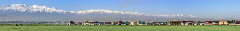 Burana panorama