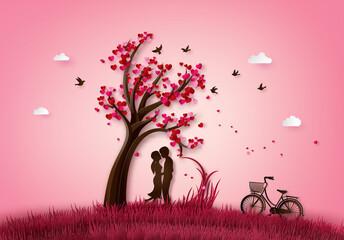 Illustration Love Valentine Day