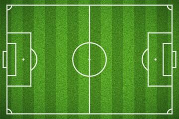 Football field or soccer field background