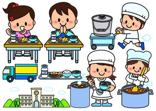 給食 小学校