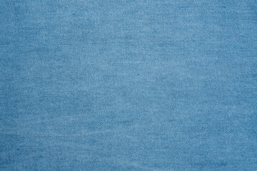Obraz Summer tencel denim fabric background material - fototapety do salonu