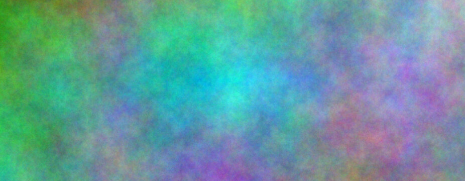 Abstract colorful background. Banner abstract background. Blurry color spectrum, texture background. Rainbow colors. Vivid colors spectrum background.