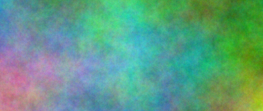 Gone wild abstract background. Banner abstract background. Blurry color spectrum, texture background. Rainbow colors. Colors spectrum background.