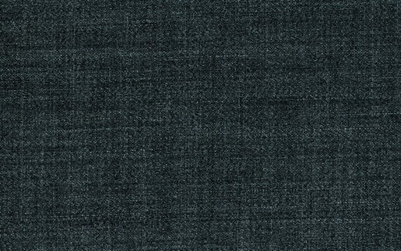 dark grey polyester and wool fabric texture background
