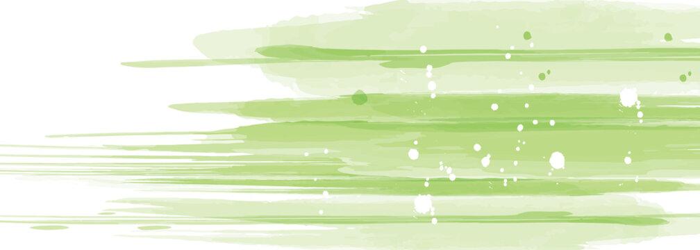 緑色の背景パターン 新緑 抹茶