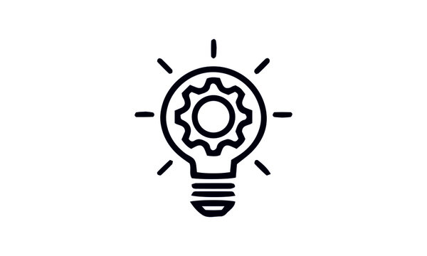 Business And Mentoring Line Icon vector design