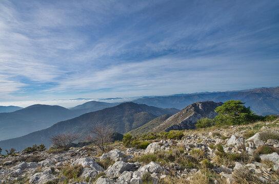 Grand Mont, Alpes du sud