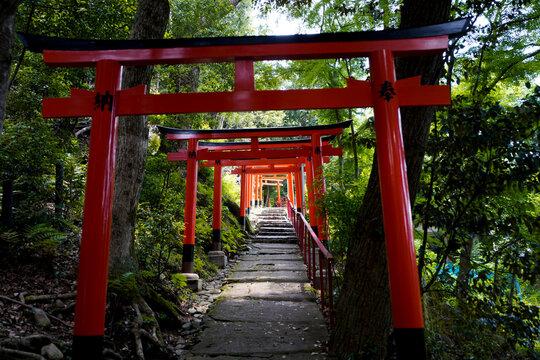 Kamigamo Shrine in Kyoto.
