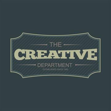 Criação de logo