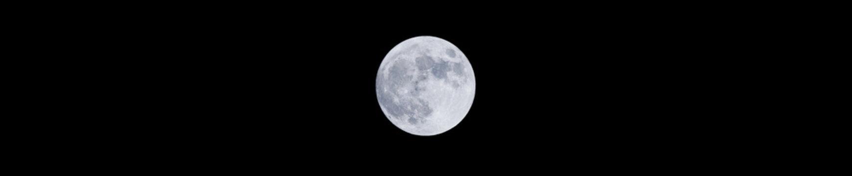 満月 6月 ストロベリームーン