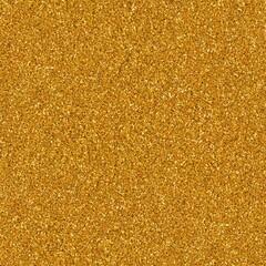Elegant golden glitter, sparkle confetti texture. Christmas abstract background, seamless pattern.