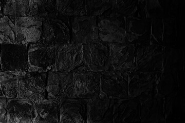 stone tile cladding background, abstract blank stone wall