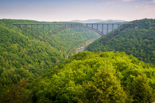 The Bridge at New River Gorge National Park and Preserve