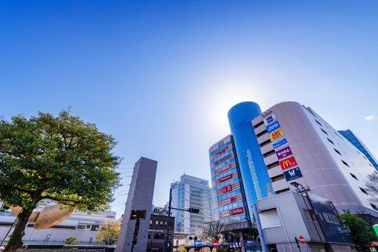 JR「錦糸町」駅北口のショッピングモール「アルカキット錦糸町」