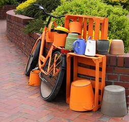 Obraz Rower - fototapety do salonu