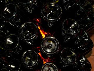 Fototapeta butelki winiarnia 1 obraz