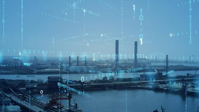 産業とテクノロジー デジタルトランスフォーメーション