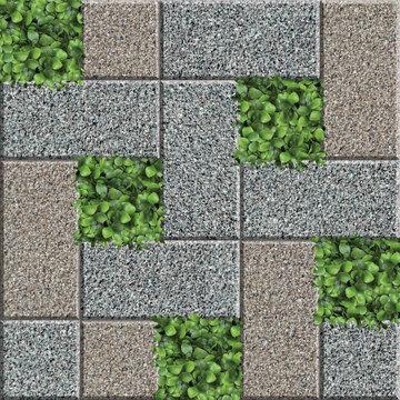 Floor Tiles Texture Design
