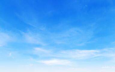 Fototapeta blue sky with clouds obraz