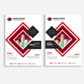 simple munimal modern flyer design, adobestock