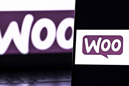 Editorial photo on WooCommerce theme.  Illustrative photo for news about WooCommerce - an open-source e-commerce plugin for WordPress