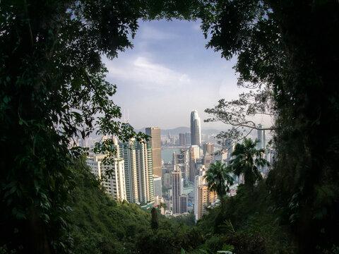 Hong Kong by Nature