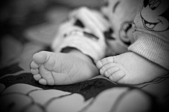 piedini scalzi