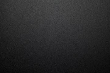 Obraz Black plastic material texture background. Close-up. - fototapety do salonu