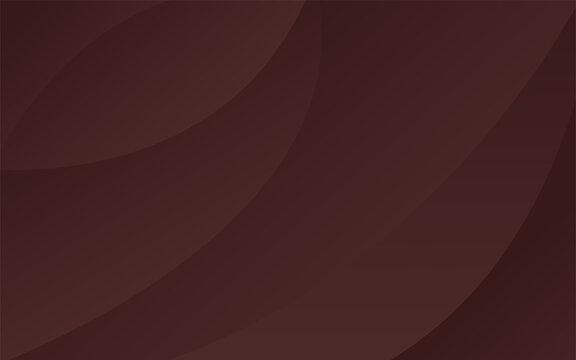 Abstract dark brown gradient background