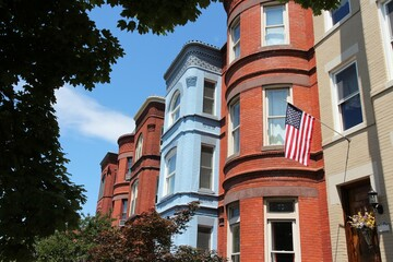 Fototapeta Capitol Hill, Washington DC obraz