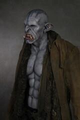 Obraz Orc Ogre 3 - fototapety do salonu