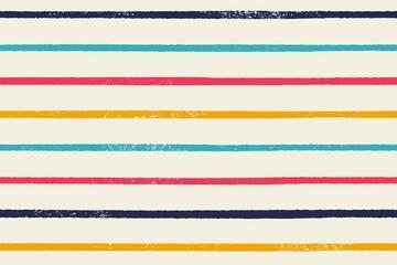 Seamless hand drawn stripes texture
