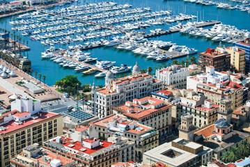 Fototapeta Alicante,Hiszpania obraz