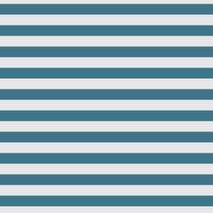 Seamless marine pattern in gray and blue. Stripes in the background.
