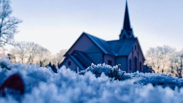 Norwegian Churchill Groundview At Winter