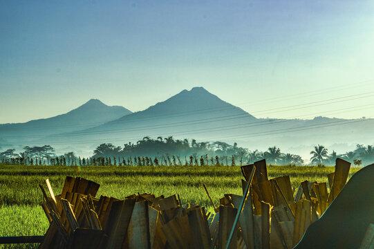 Mount Andong, Telomoyo View