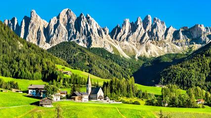 Obraz Swiss mountains landscape - fototapety do salonu