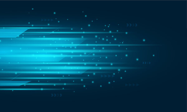 Abstract technology background.Technology speed line bacground.