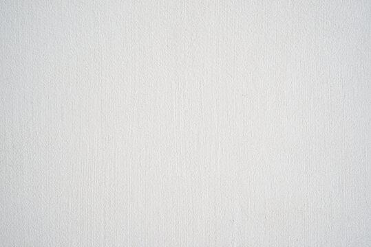 ザラザラ質感の白壁紙のテクスチャ