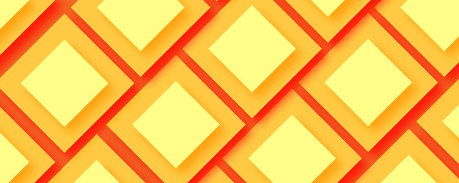 Abstract yellow pattern .